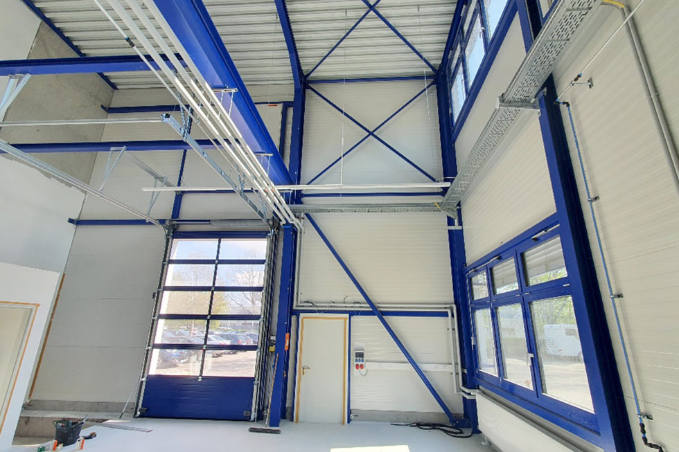 SF-Bau-Feinarbeiten-Erweiterung Gebäude C-Mannheim-Schlüsselfertigbau