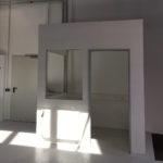 SF-Bau- Vorbereitung Türen und Fenster im Bedienraum-Erweiterung Gebäude C-Mannheim-Schlüsselfertigbau