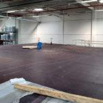Stahlbau-Bühne-Umbau Logistikzentrum-Wiesloch-Stahlbau