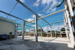 SF-Bau-Stellung Stahlbau-Erweiterung Produktionshalle-Weil der Stadt-Schlüsselfertigbau