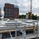 SF-Bau-Betonarbeiten Decke 2. OG -Neubau Fitness und Werkstatt-Eislingen-Schlüsselfertigbau