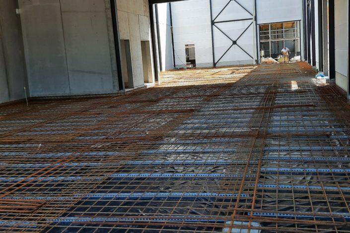 SF-Bau-Bodenplatte-Neubau Fitness und Werkstatt-Eislingen-Schlüsselfertigbau
