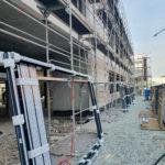 SF-Bau-Kunststofffenstermontage-Neubau Fitness und Werkstatt-Eislingen-Schlüsselfertigbau